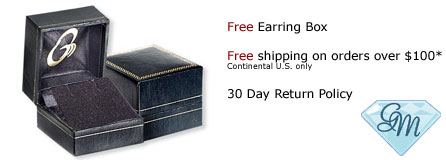 Leatherette Earring Box