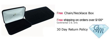 Free Chain/Necklace Box