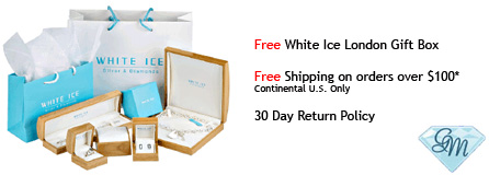 White Ice jewelry box