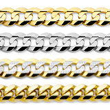 Curb Chain Necklaces