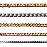 Franco Chain Necklaces