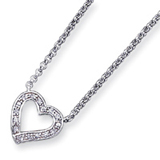 Cubic Zirconia Jewelry: CZ Necklaces