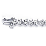 Diamond Jewelry: Diamond Bracelets