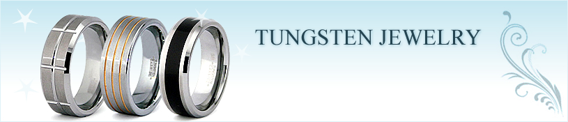 Tungsten-Jewelry Banner