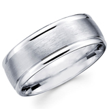 Men's Jewelry: Wedding Bands