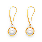 Pearl Jewelry: Pearl Earrings
