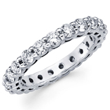 Eternity Rings & Anniversary Bands