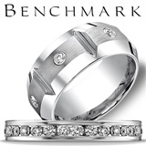 Benchmark Wedding Bands Image