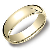 Plain Wedding Bands Image