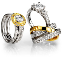 Diamond Engagement Rings Image