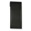 Stainless Steel Brushed & Polished Black Plated Money Clip