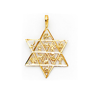 Judaica Jewelry