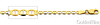 2.5mm 14K Yellow Gold Flat Mariner Chain Necklace 16-24in thumb 1