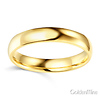 4mm Classic Light Dome Wedding Band - 14K Yellow Gold thumb 1